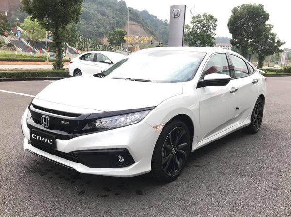 Honda Civic 1.5 Turbo 2021
