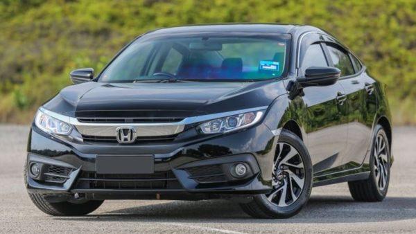Honda Civic 1.8-2021