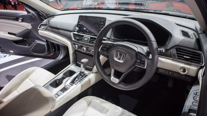 Honda Accord 2019 thế hệ mới ra mắt với giá bán từ 1,1 tỷ đồng, dự kiến về Việt Nam trong năm nay - 7