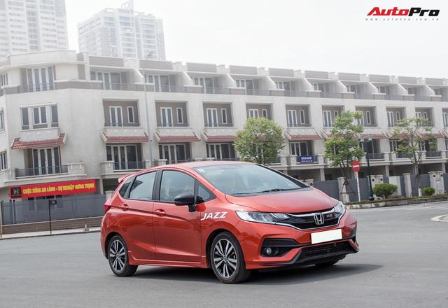 """Đánh giá Honda Jazz 2018: Lựa chọn """"vừa túi"""" cho gia đình Việt - Ảnh 18."""