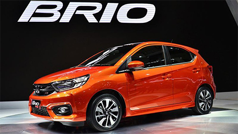 Honda Brio 2020 - Đại lý Honda Ô tô Bắc Ninh